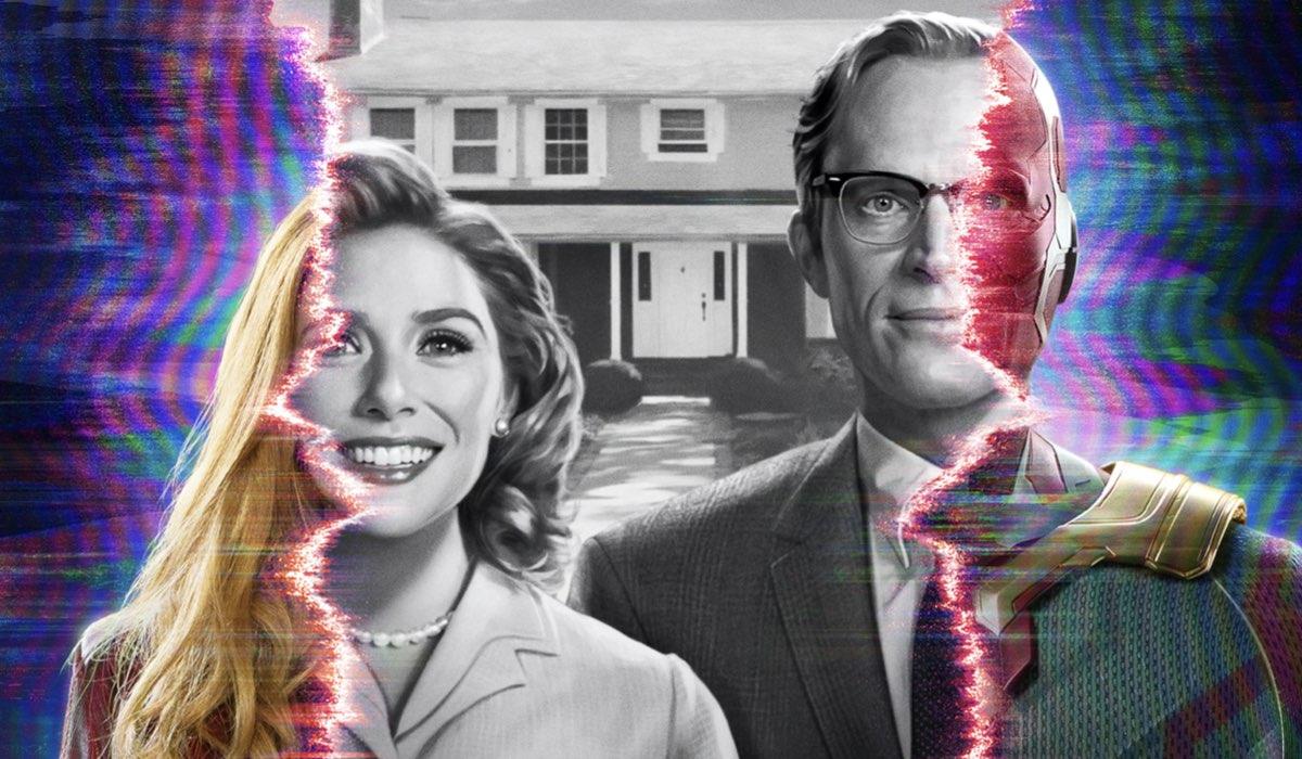 Serie Tv WandaVision, la fine degli episodi e la continuità della narrazione