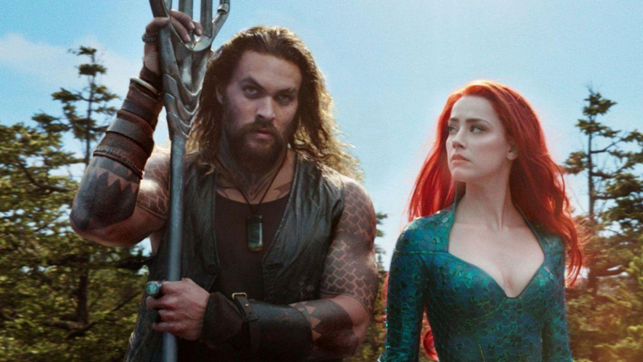 Aquaman 2, nel novità sul film