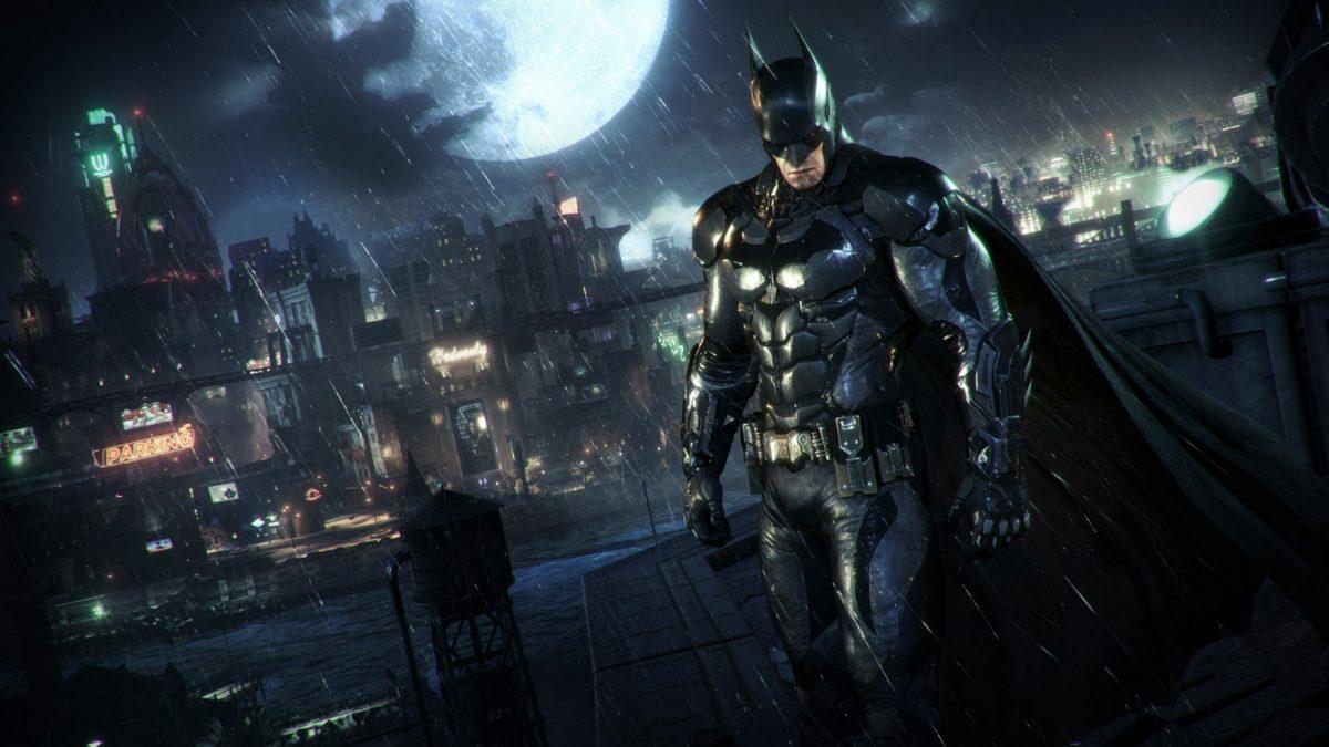 Game Batman: Arkham Knight