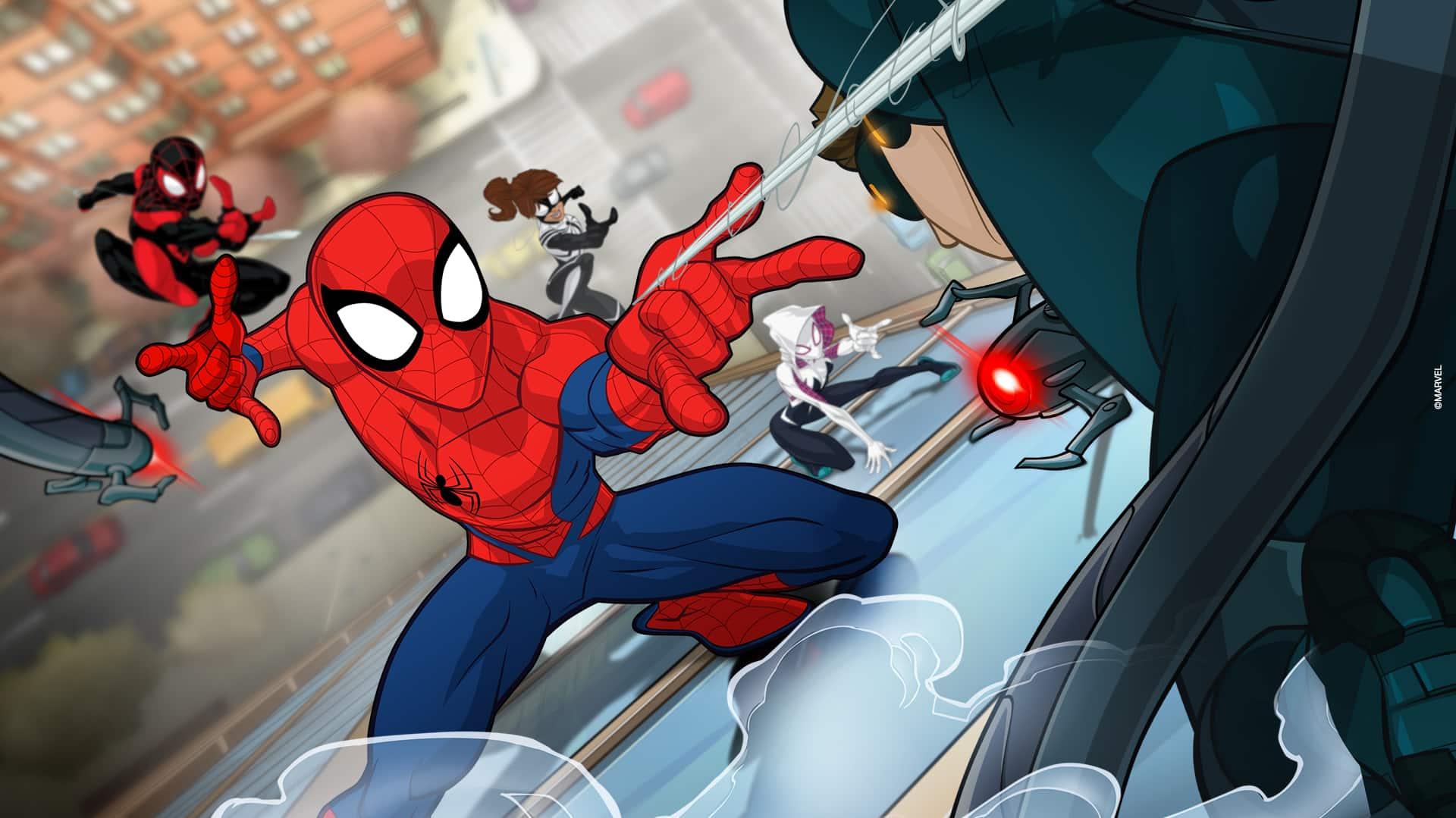 Spider-Man serie tv