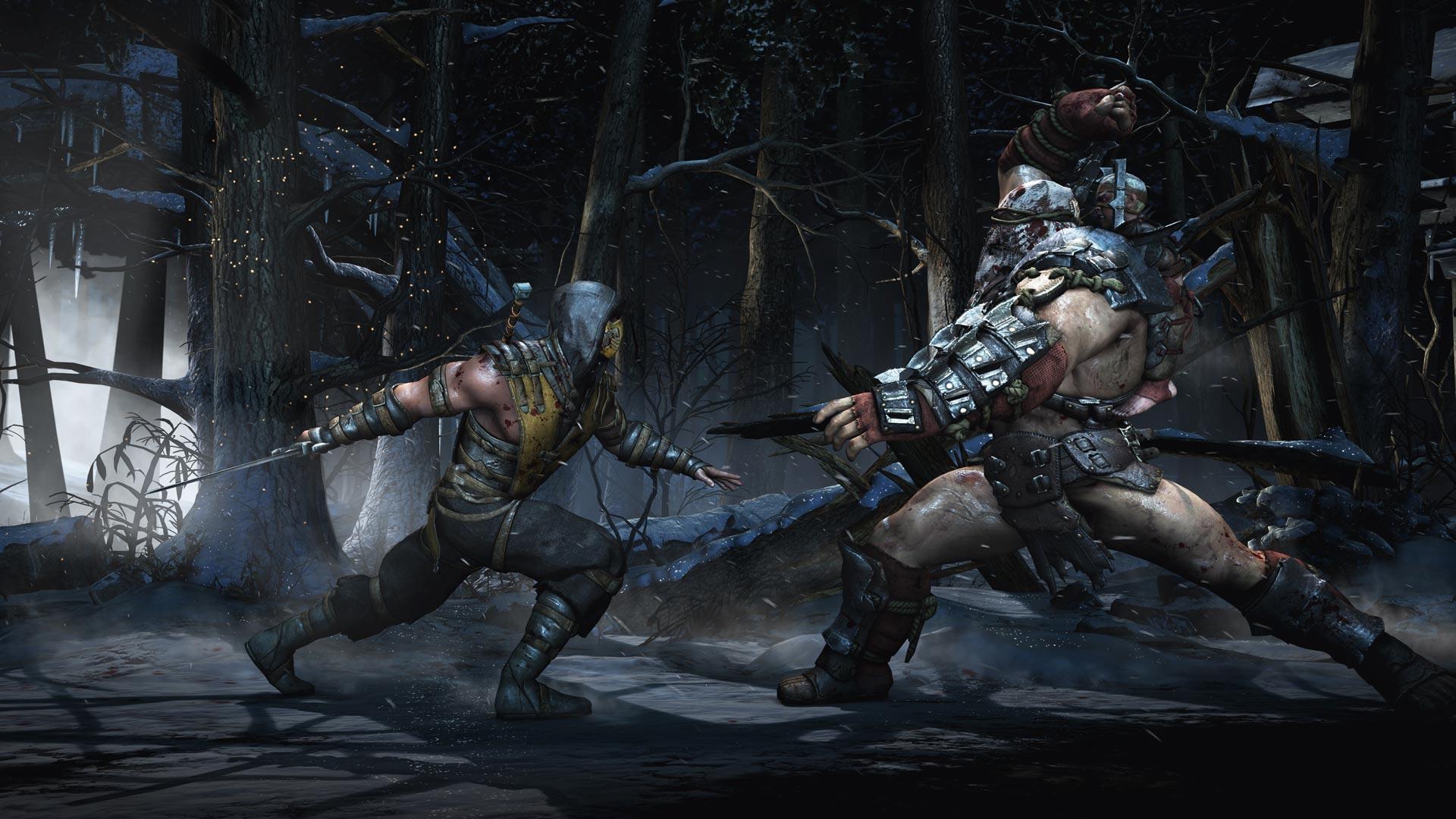 Game Mortal Kombat X