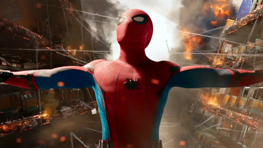The Amazing Spider-Man 3 Homecoming