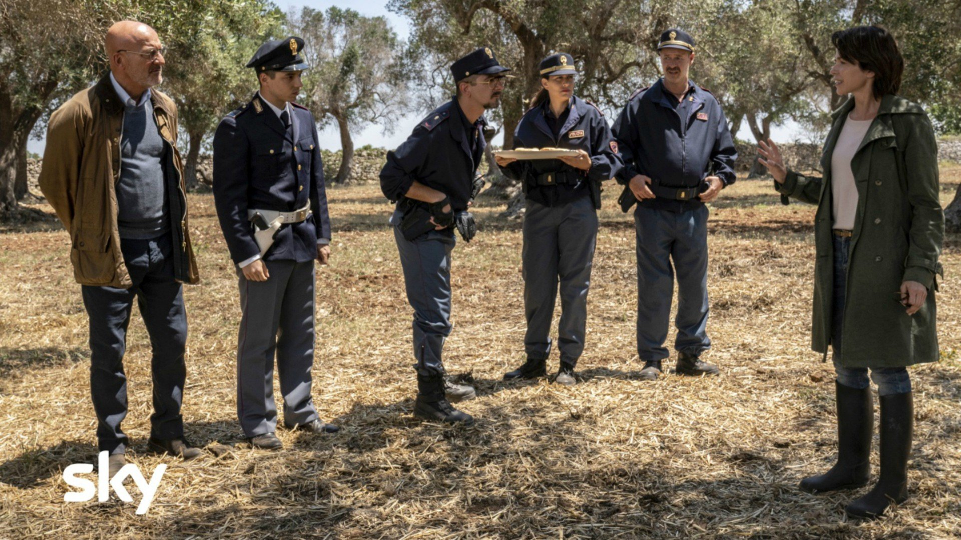Film Cops- Una banda di poliziotti