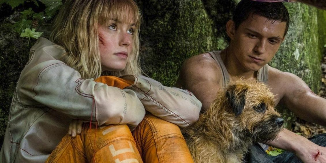 Film Chaos Walking - video