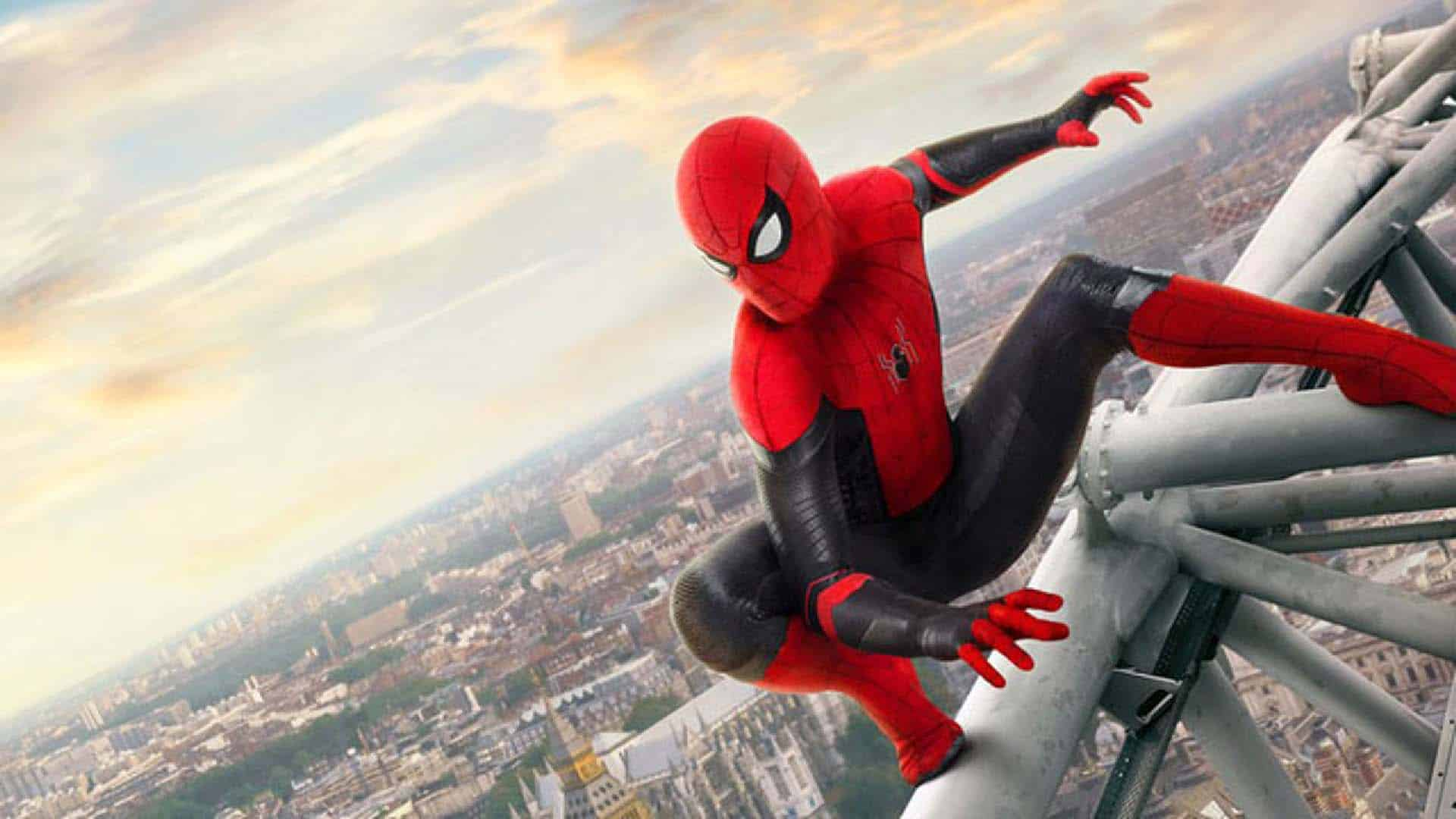 Film Spider Man Far From Home