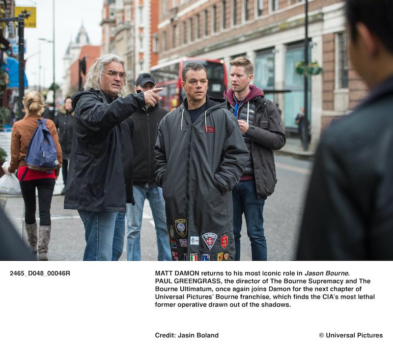 Film The Bourne Identity - immagini