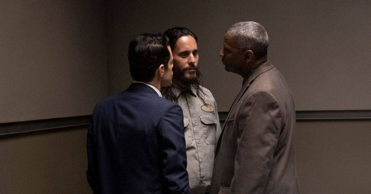 Fino all'ultimo indizio, il film thriller con Rami Malek e Denzel Washington