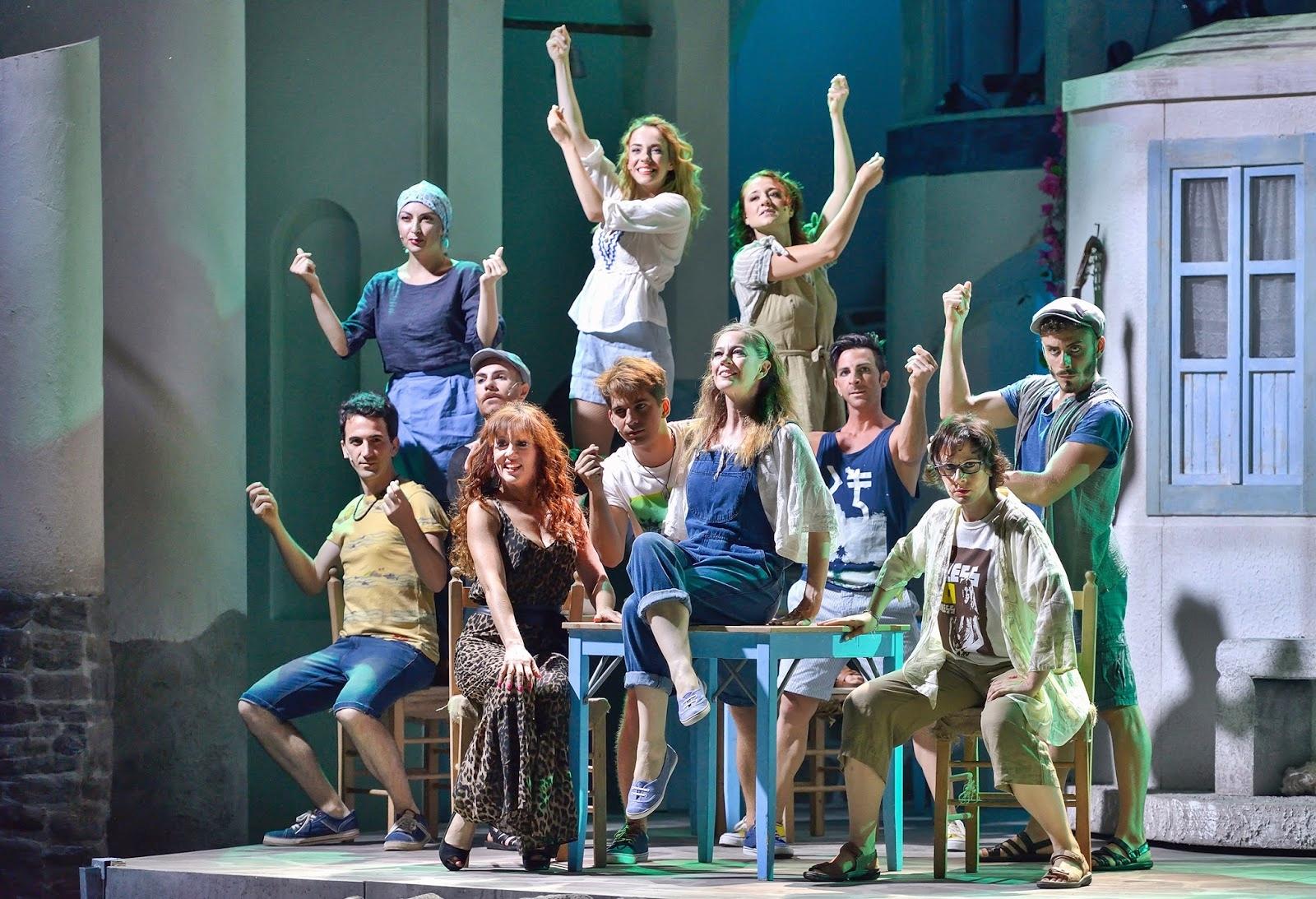 Mamma Mia! Il musical al Teatro degli Arcimboldi