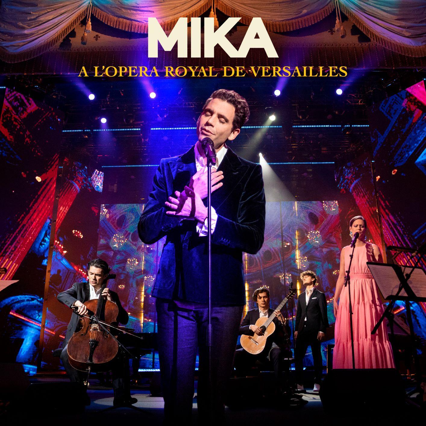 Mika album e tour - immagini