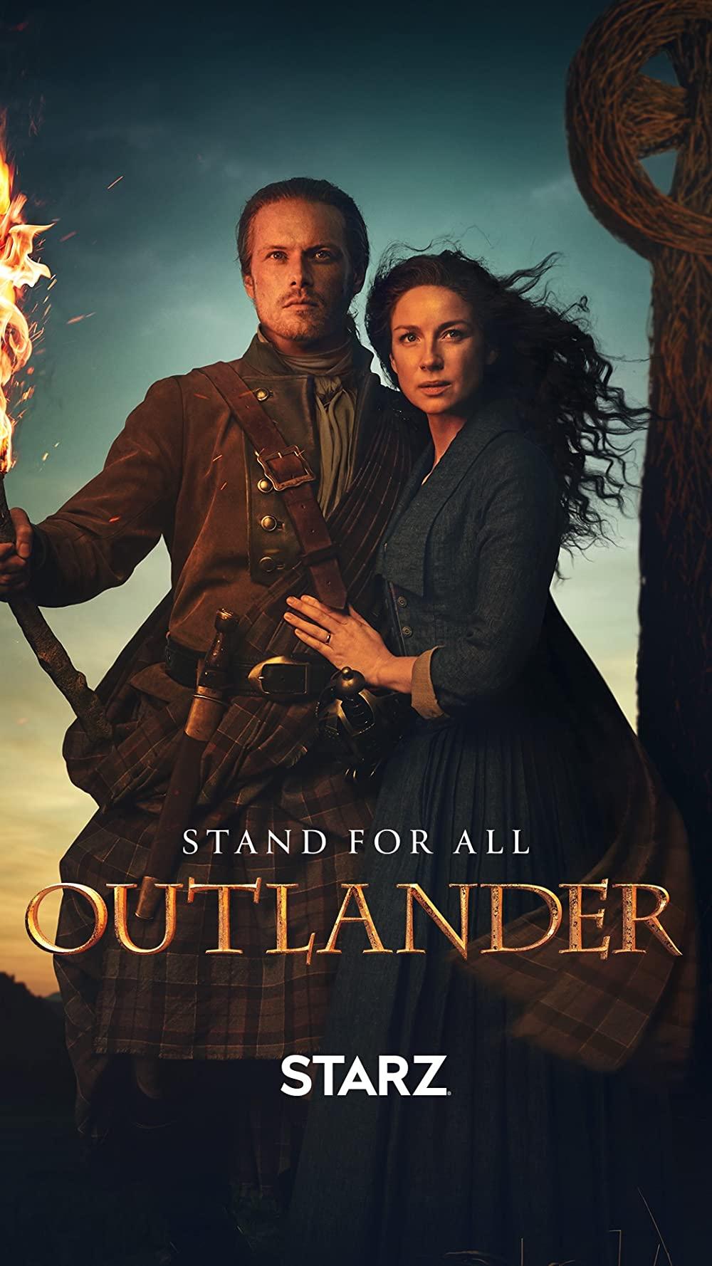 Serie tv Outlander