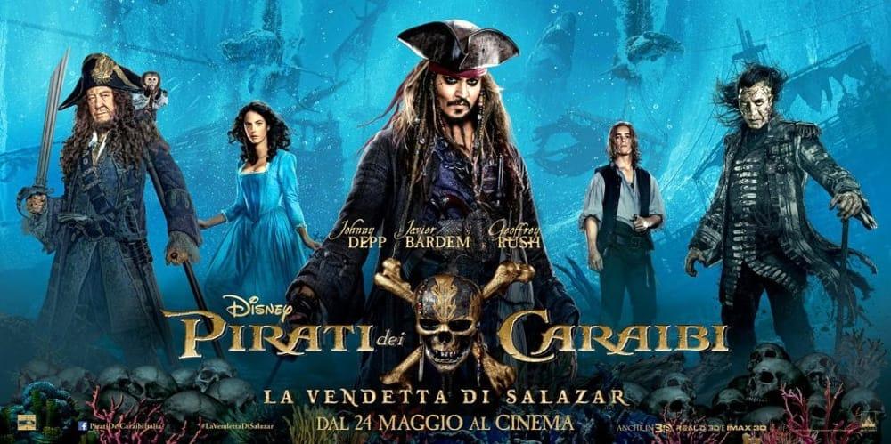 Pirati dei Caraibi 6