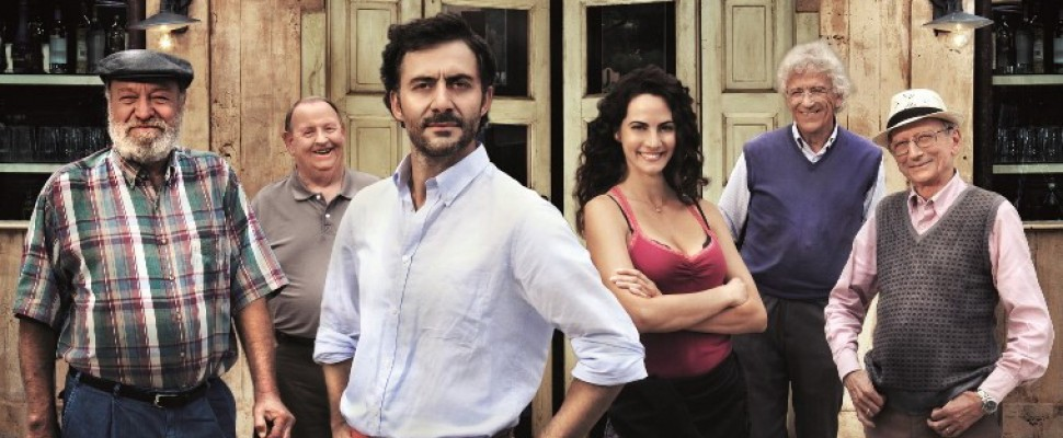 Serie tv I delitti del Barlume  - video
