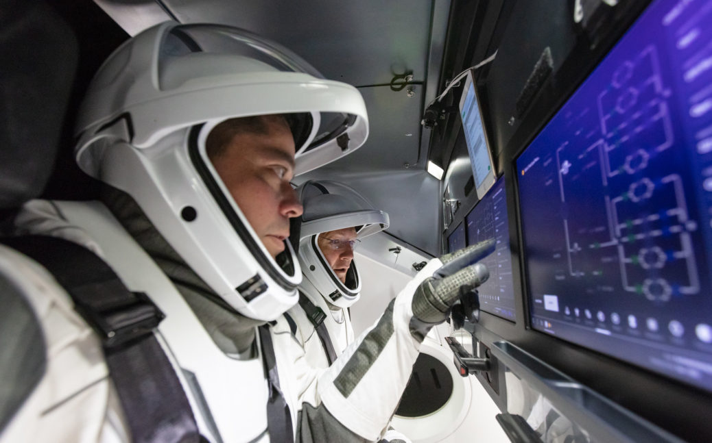 SpaceX: Ritorno nello spazio su Discovery Channel - video