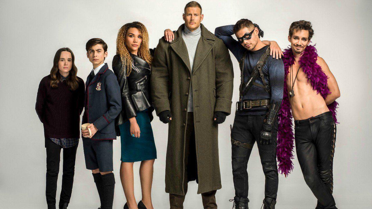 Serie Tv The Umbrella Academy, terza stagione confermata