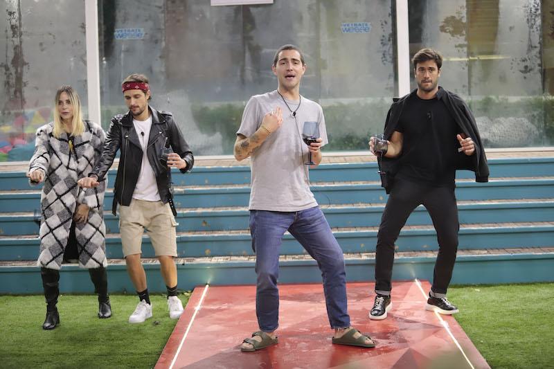 Tv show Grande Fratello Vip 2020-2021 - immagini