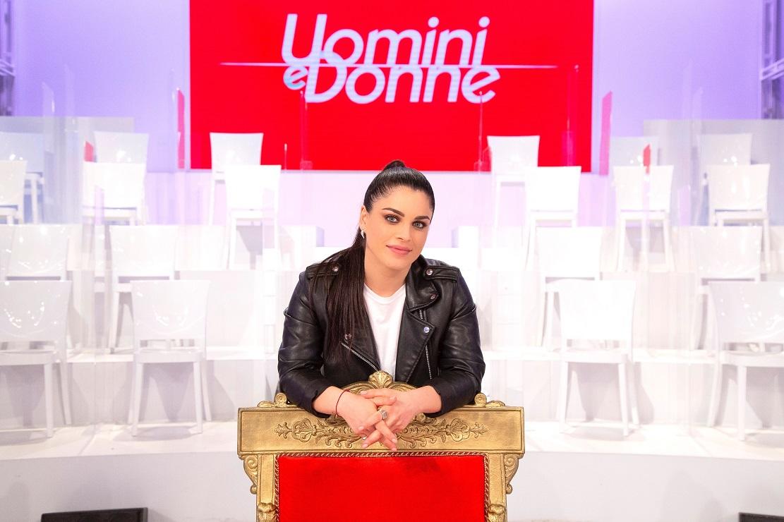 Tv show Uomini e Donne 2020-2021