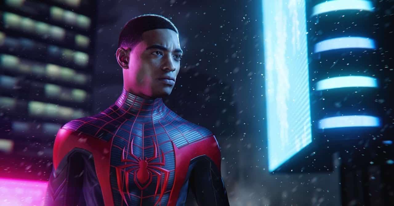 Videogame Spider-Man: Miles Morales, la Performance RT per Playstation 5
