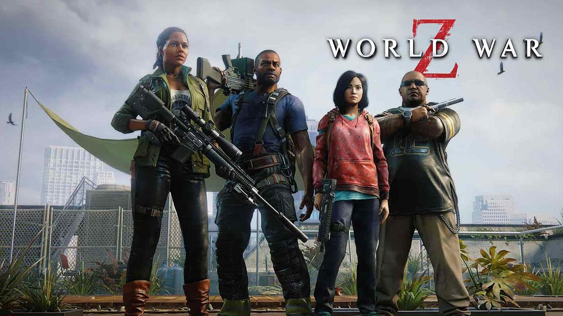 World War Z - videogame