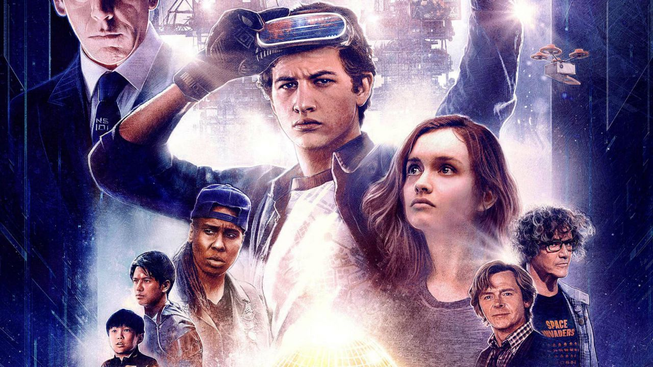 Film Ready Player One: immagini