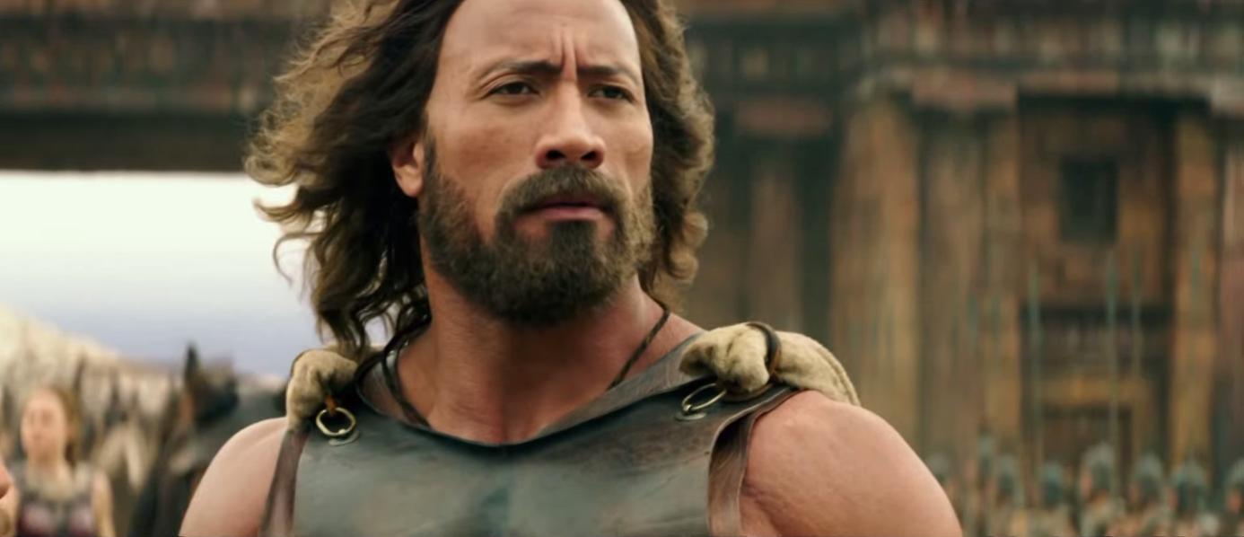 Hercules - Il Guerriero, il nuovo film con Dwayne Johnson