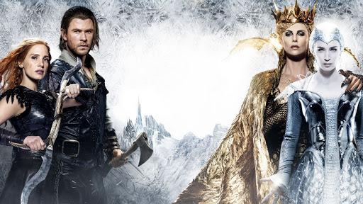 Il cacciatore e la regina di ghiaccio: Chris Hemsworth e Charlize Theron nel film sequel fantasy