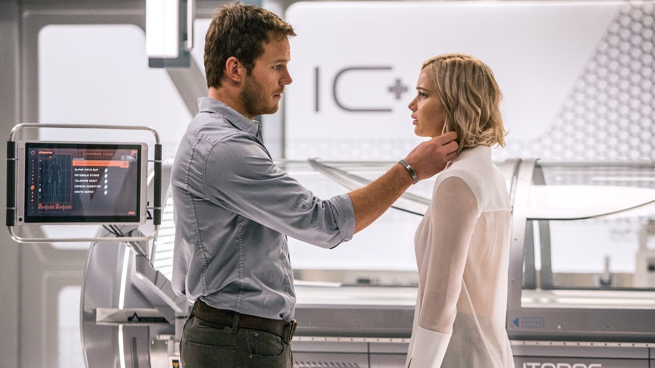 Passengers, nuovo film Jennifer Lawrence