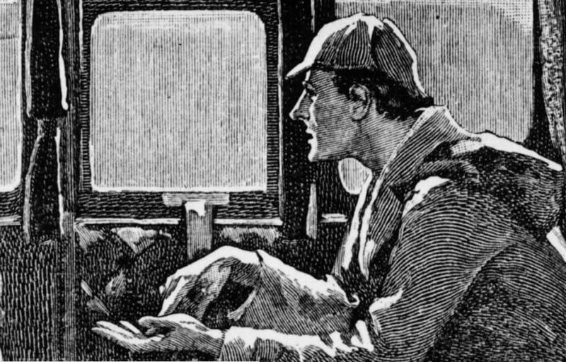 Sherlock Holmes comics