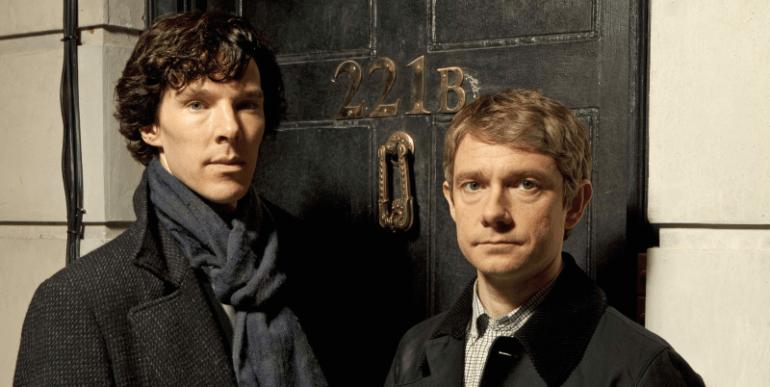 Sherlock Holmes serie tv