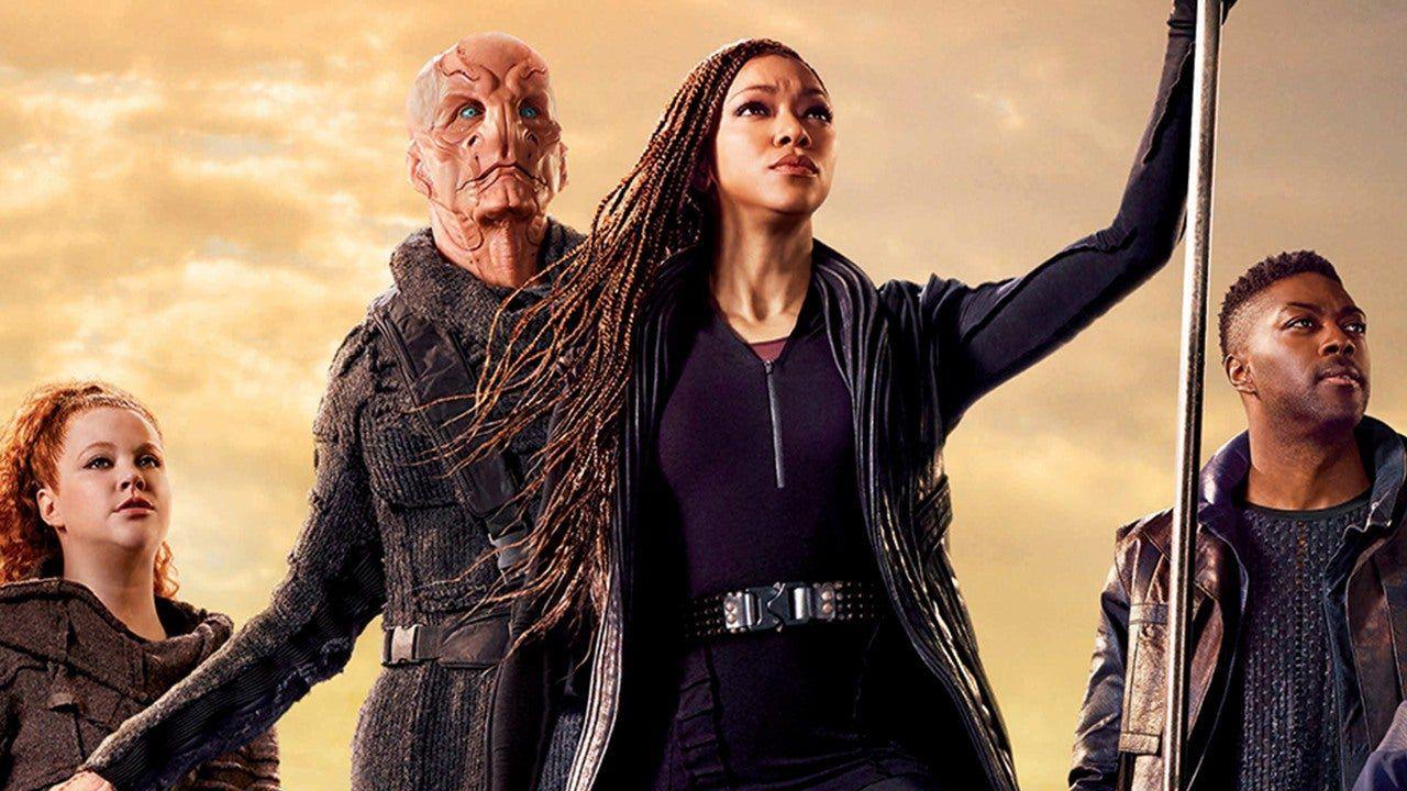 Serie Tv Star Trek Discovery, partita la produzione della quarta stagione