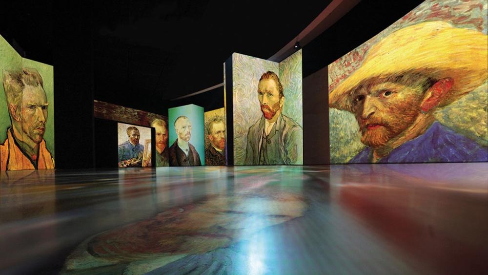 Vincent Van Gogh in mostra: immagini