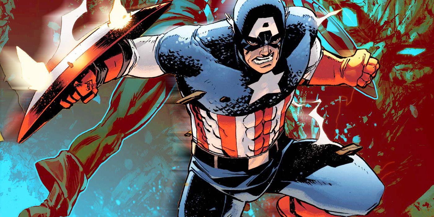 Sei fumetti usciti in estate, tra questi A Ondate e Empyre: Captain America