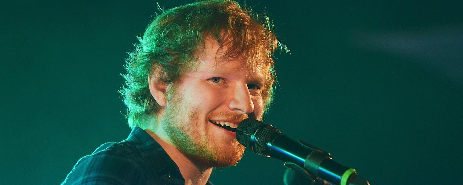Ed Sheeran  album e tour - Immagini