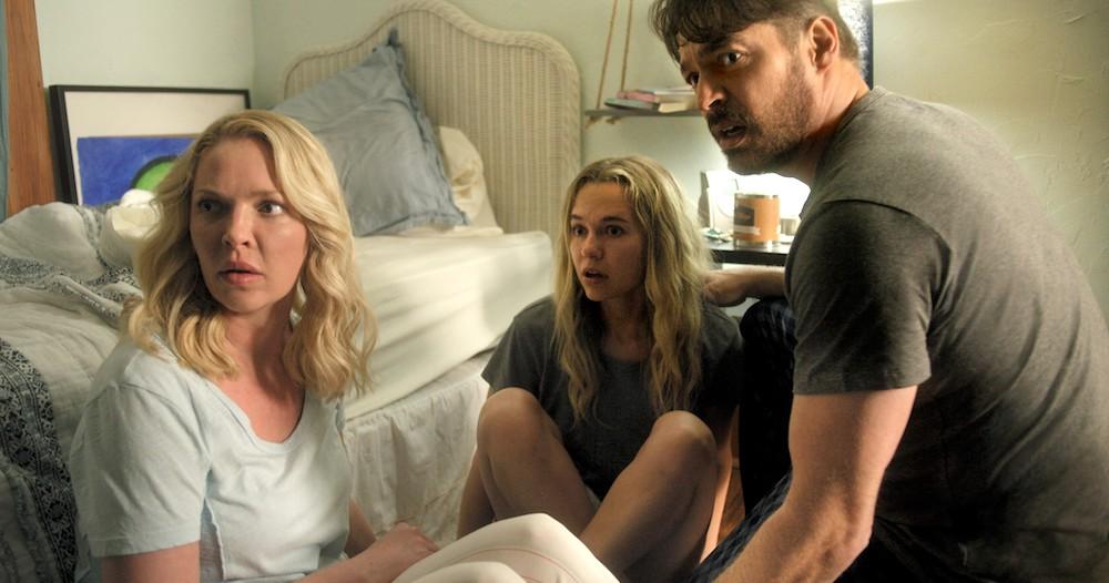 Fear of Rain, il film thriller con Katherine Heigl