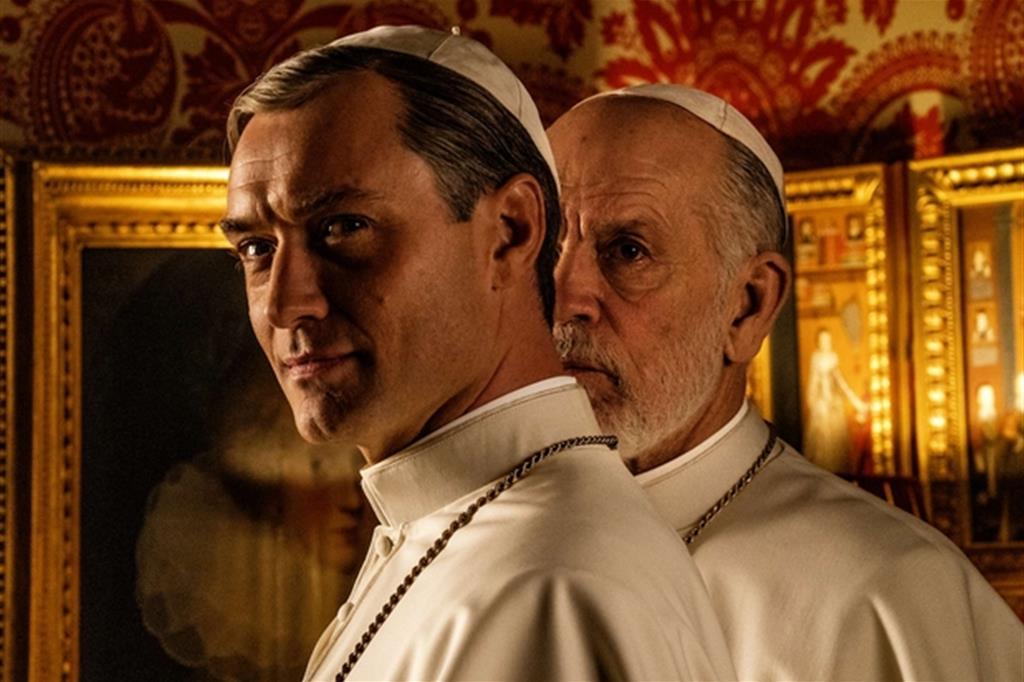Festival di Venezia 2019 - Serie tv The New Pope