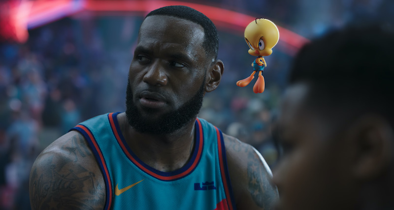 Film Space Jam: New Legends