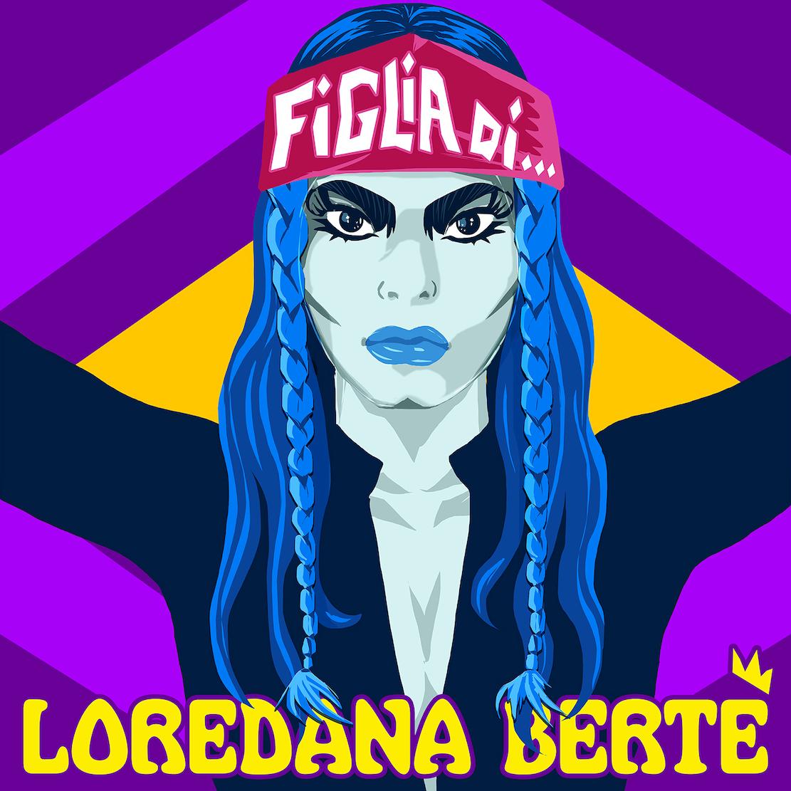 Loredana Berté album e tour - immagini