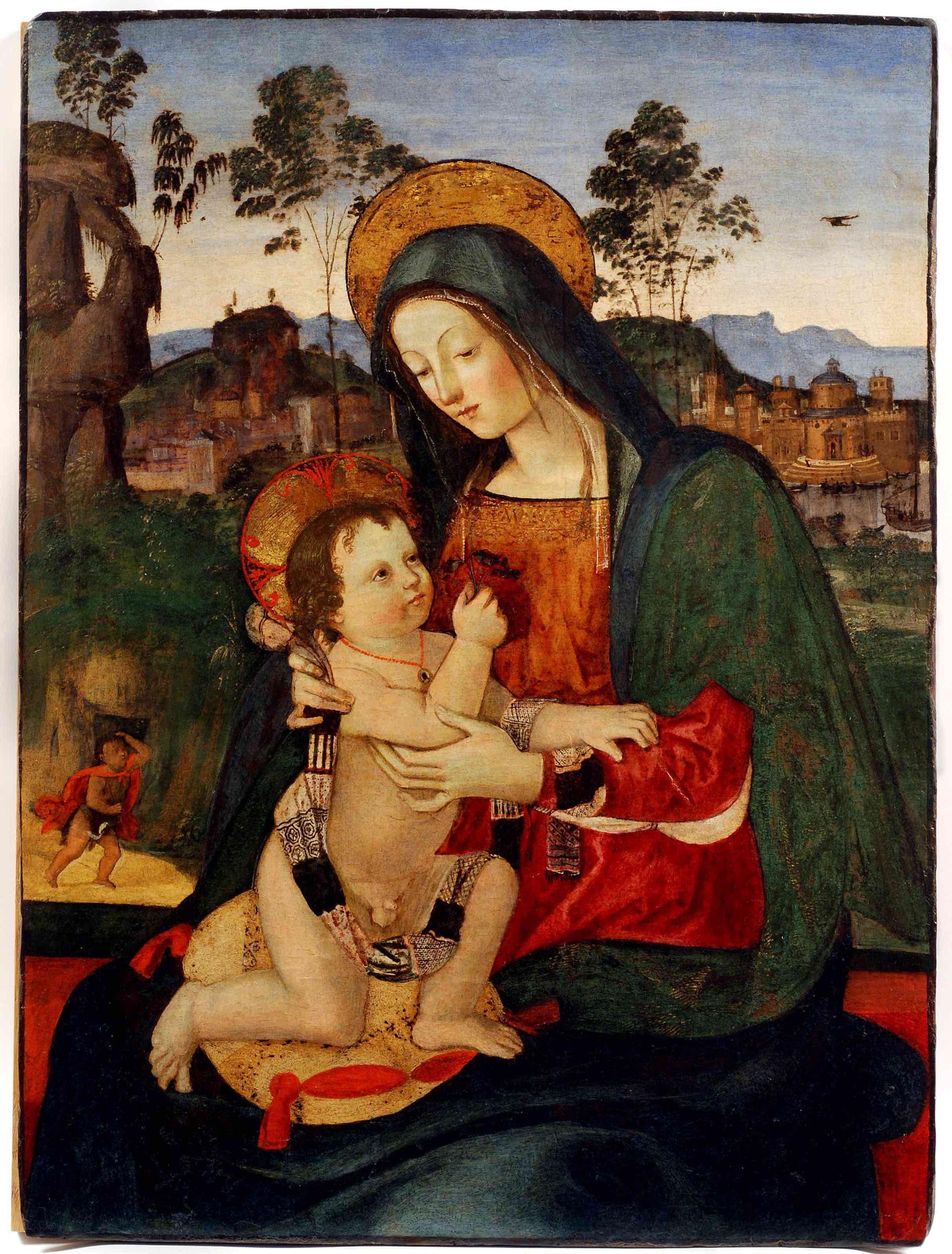 Mostra Perugia - Raffaello in Umbria e la sua eredità in Accademia - immagini