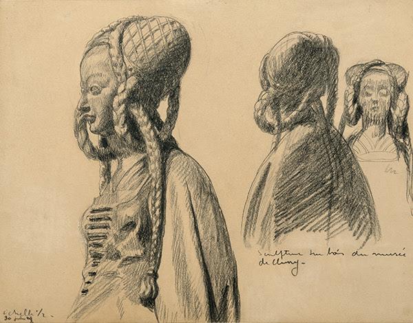 Mostra Svizzera - Ticino - Mendrisio - I disegni giovanili di Le Corbusier. 1902-1916 - immagini