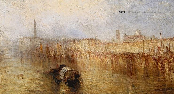 Mostra Turner a Roma - immagini