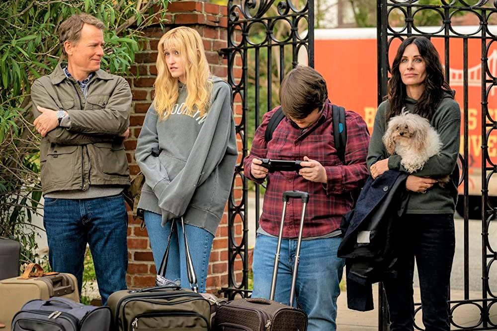 Nuova serie Tv dal titolo Shining Vale, con protagoniste Mira Sorvino e Courteney Cox