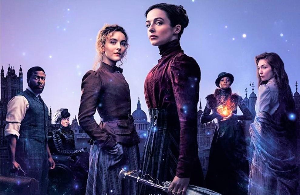 Serie Tv The Nevers, la Londra Vittoriana torna sullo sfondo di una nuova produzione televisiva