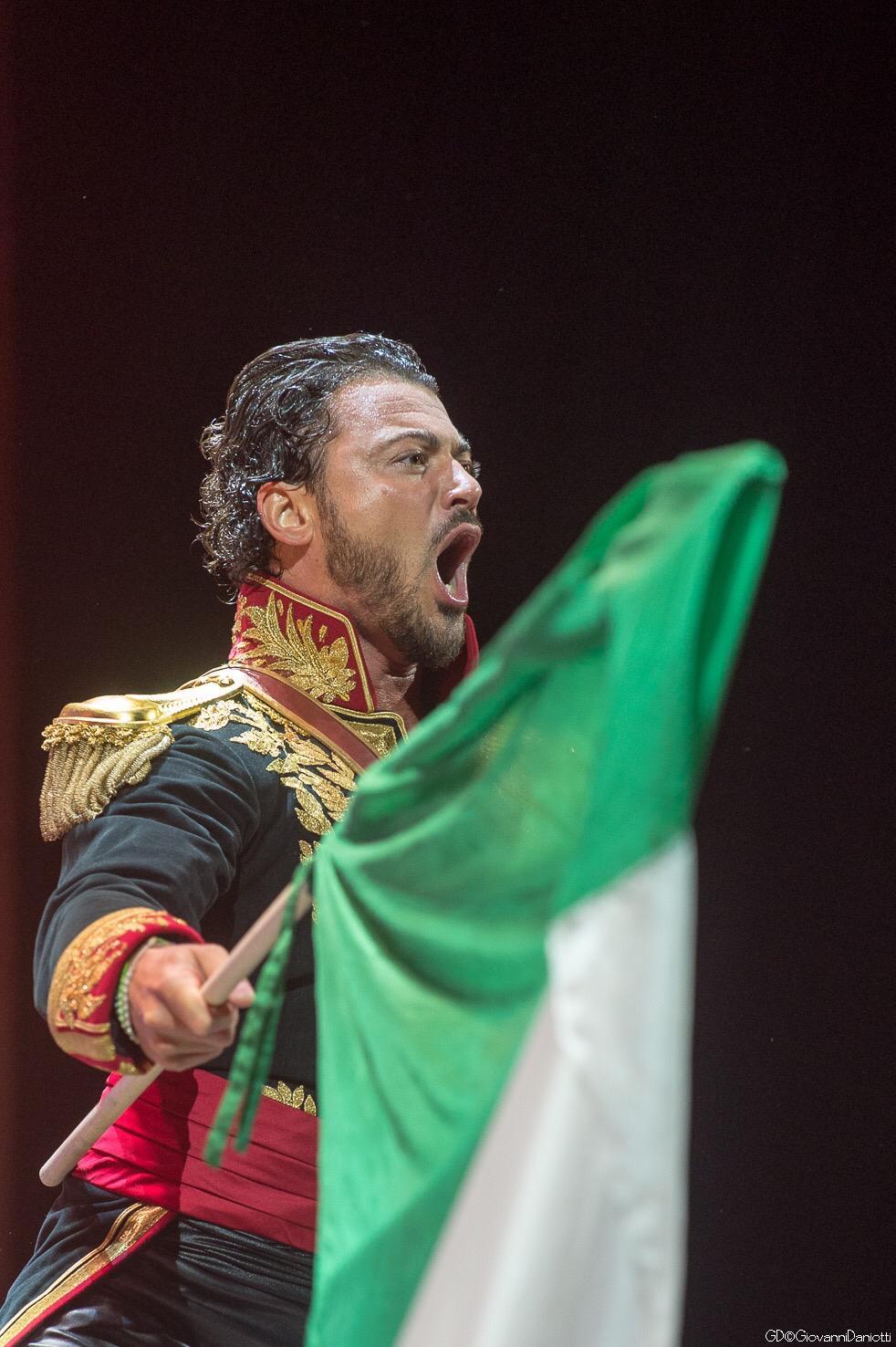 Vittorio Grigolo album e tour - immagini