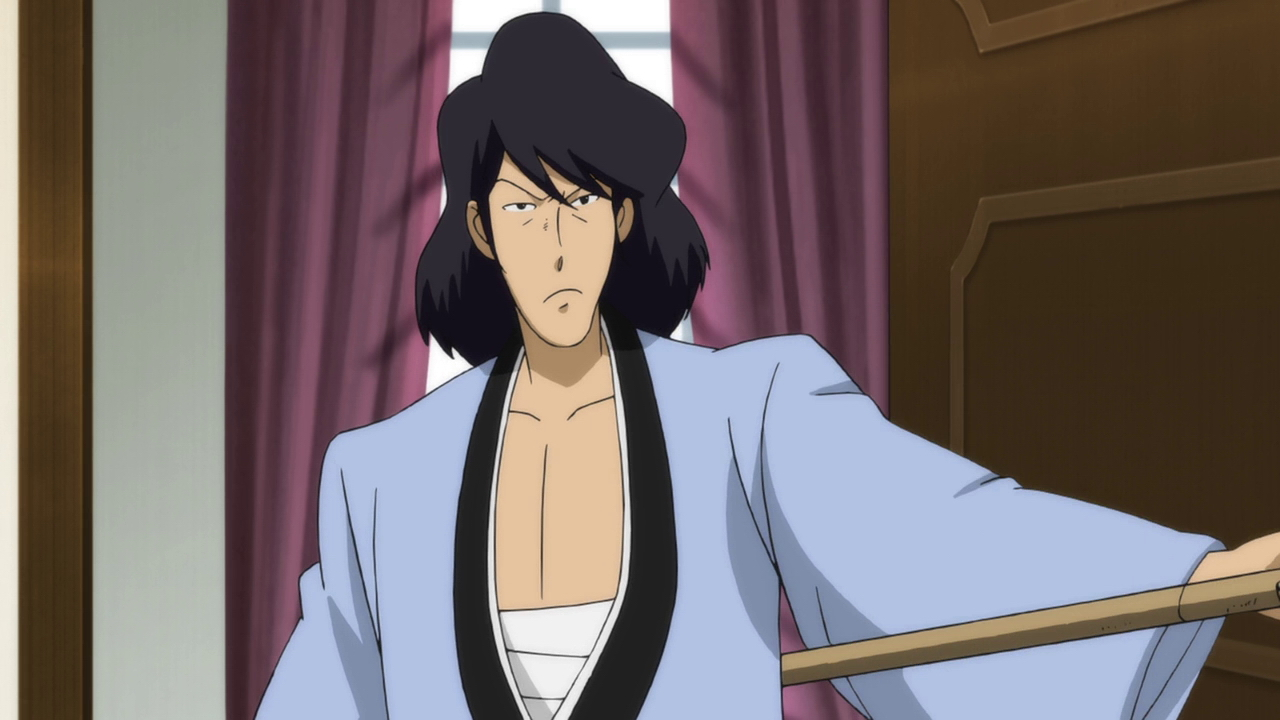 Lupin III: Goemon