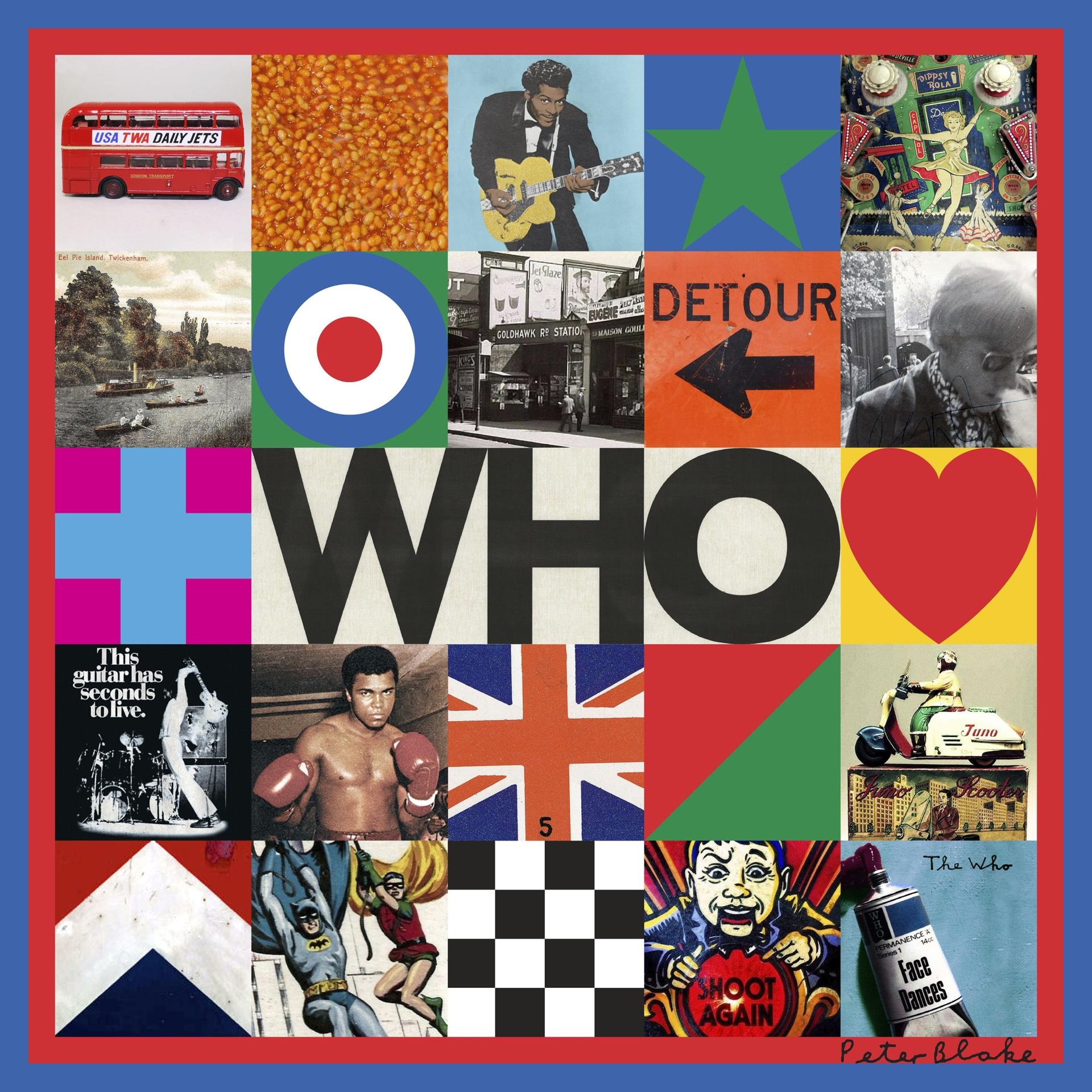 The Who nuovo album