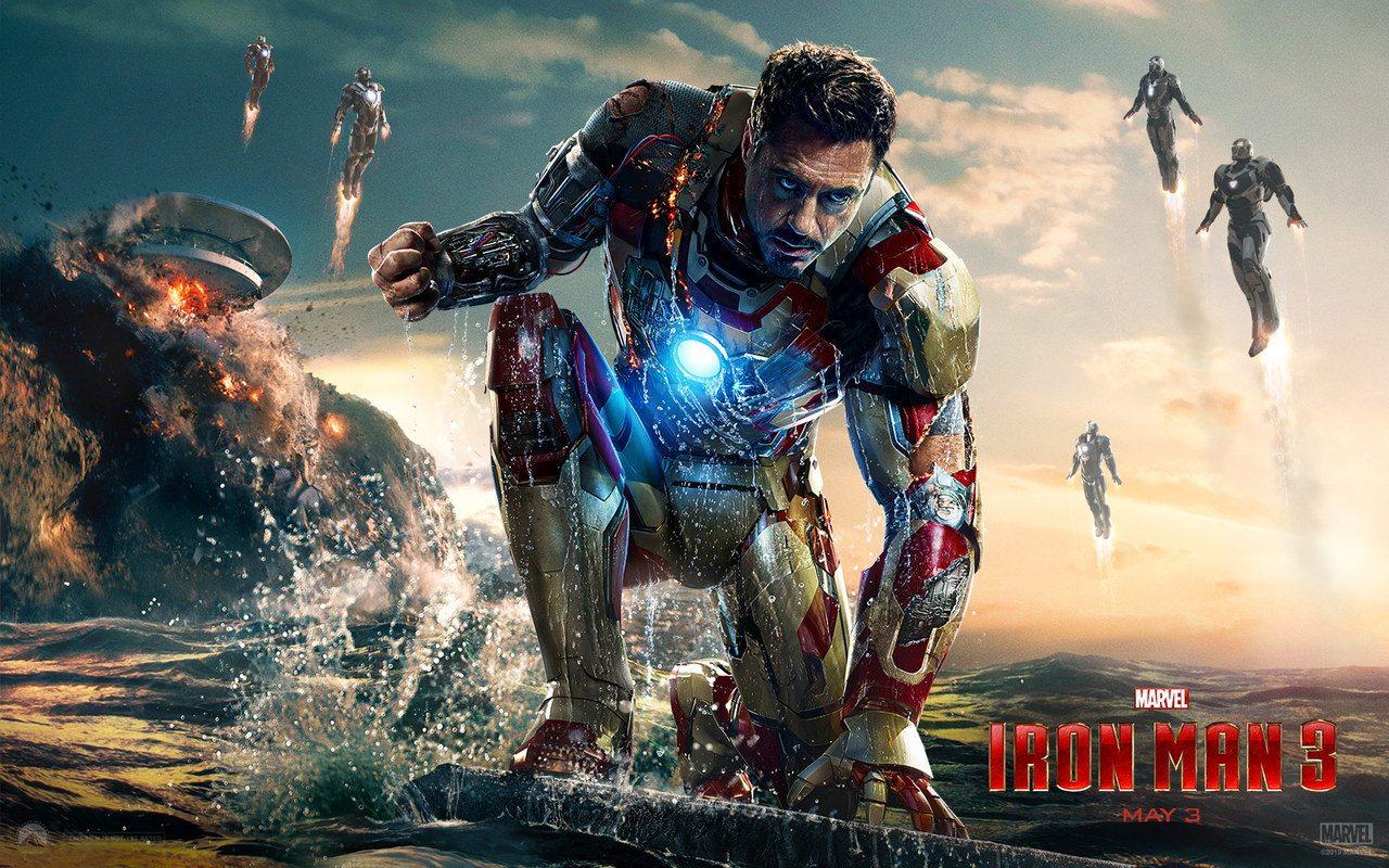 Film Iron Man 4