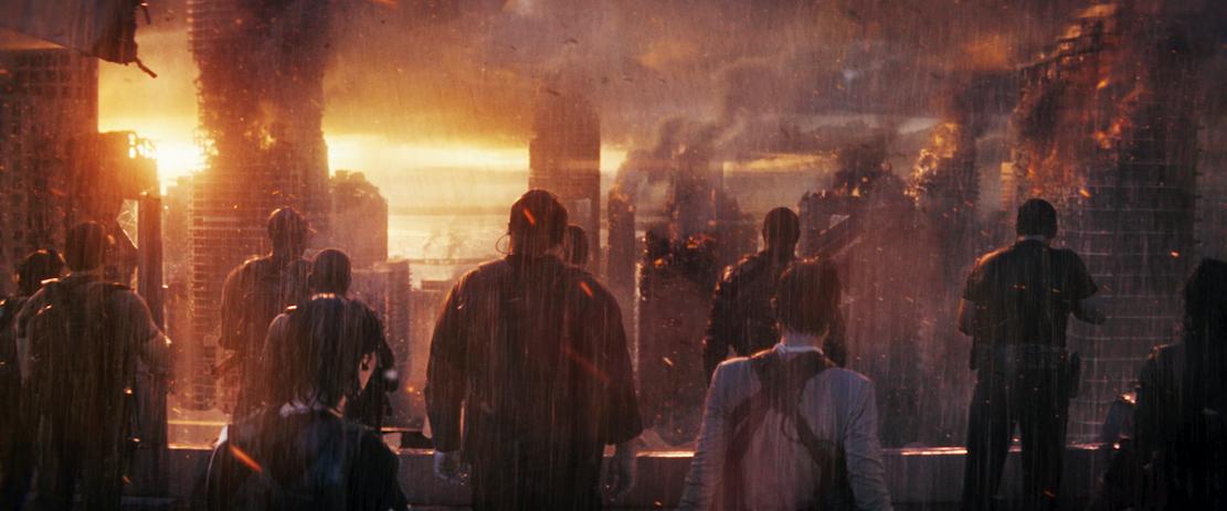 Film The Tomorrow War - La guerra di domani
