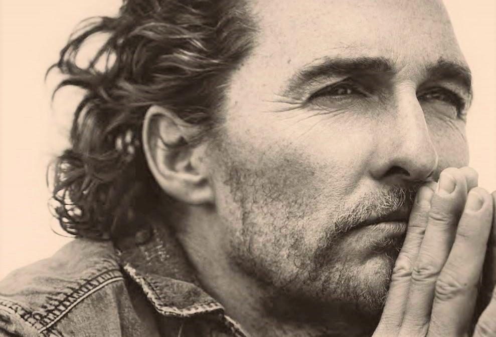 Libri, Matthew McConaughey, Greenlights: L'arte di correre in discesa