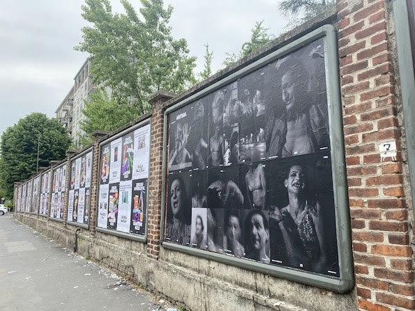 Mostra Milano a cielo aperto di arte pubblica e partecipata - Zero Hyperlocal - immagini