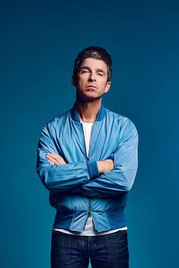 Noel  Gallagher album e tour - immagini
