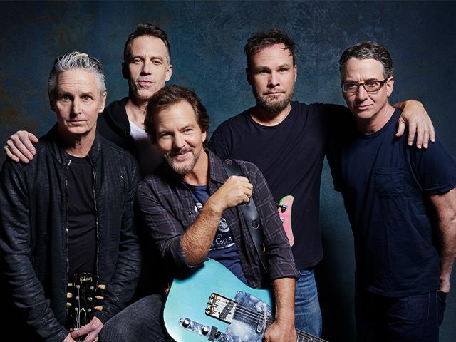 Pearl Jam album e tour - immagini